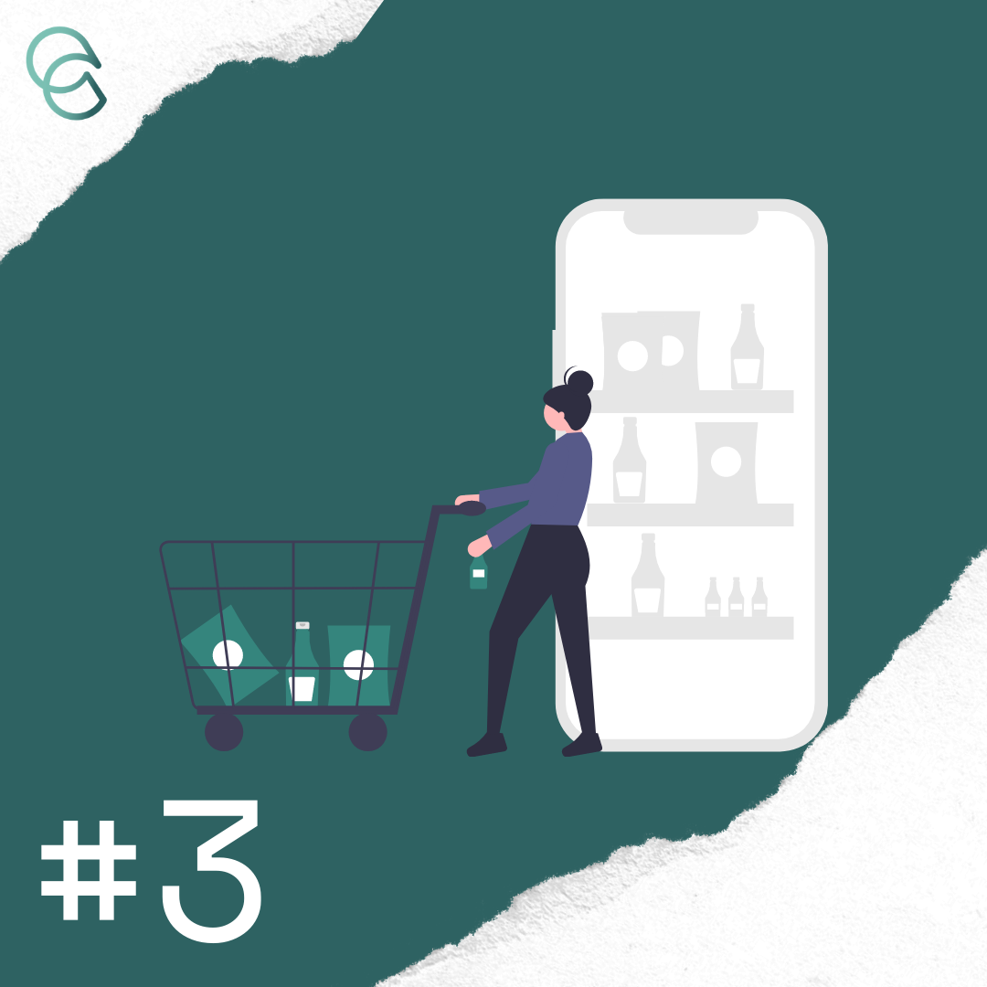 Omnichannel, Shopping, Women, App, #3